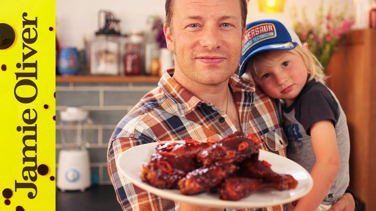 The Best Bbq Sauce Jamie Buddy Oliver Youtube