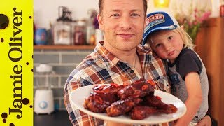 The Best Bbq Sauce | Jamie & Buddy Oliver