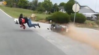 Marks CBR 250r Crash