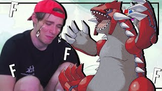 Pokémon B MEGALOCKE Ep.3 - EL LEGENDARIO GROUDON. NO DIGO MÁS.