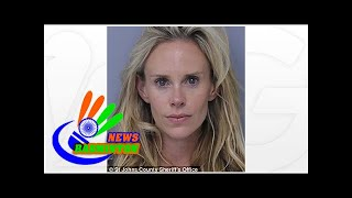 Lucas Glover's wife Krista arrested for domestic violence
