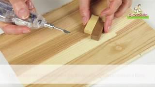 picobello // Premium Set na podlahy a lamino - škrábanců, malých otvorů, promáčklin