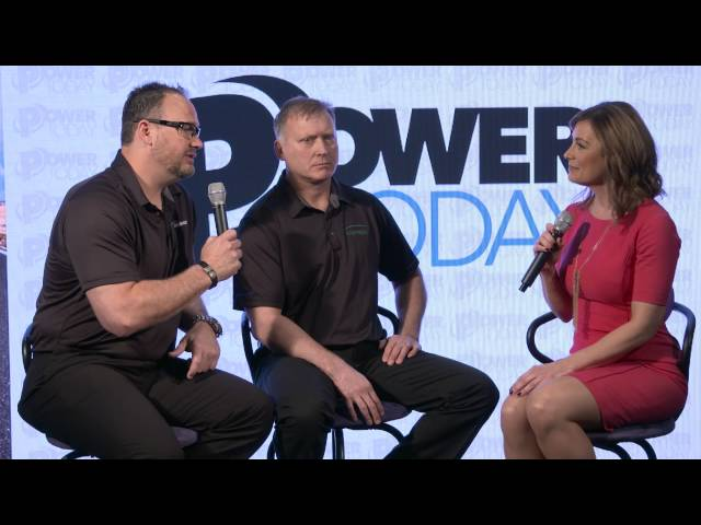 Cantega Technologies Interview on stage at DistribuTECH 2016