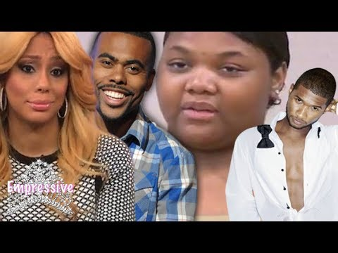 Tamar Braxton and Lil Duval react to Usher's alleged herpes victim. (Trifling details inside!)