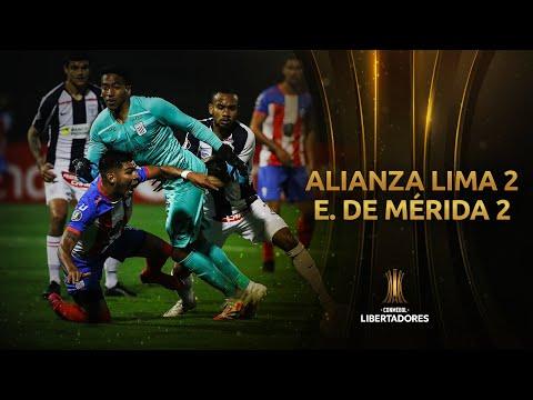 Alianza Lima Estudiantes Merida Goals And Highlights