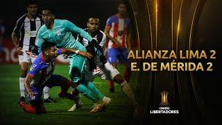 Alianza Lima vs. Estudiantes de Mérida [2-2] | RESUMEN | Fase de Grupos | Libertadores 2020