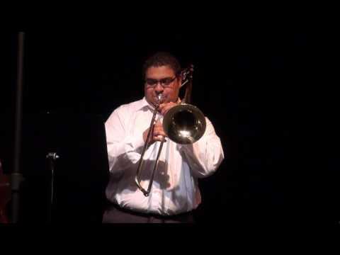 UNLV   Jason Vazquez, Trombone   Junior Recital   Paul Harris Theatre  May 5, 2017