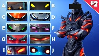 GUESS THE EYES OF THE SKIN IN FORTNITE #2 | Ultimate Fortnite Quiz