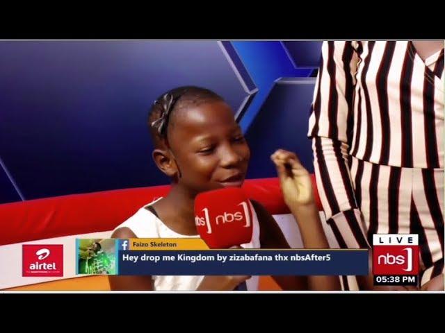 Emmanuella Ready to Meet Fresh Kid| NBS After 5