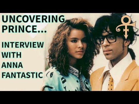 Uncovering Prince with Anna Fantastic | Interview in Beverly Hills