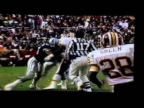 1991 Dallas@Washington Aikman 34yd TD pass to Harper