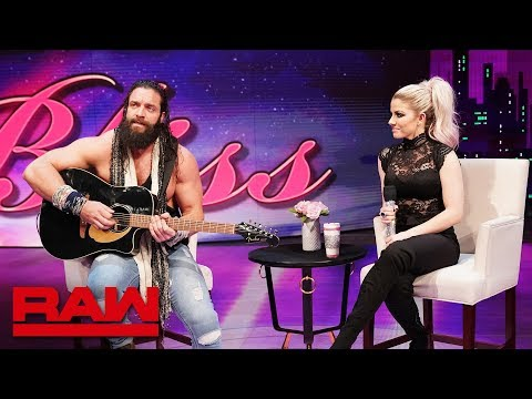 Elias announces WrestleMania performance on \