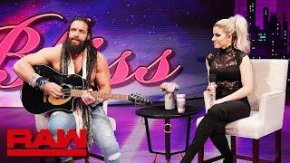 Elias announces WrestleMania performance on