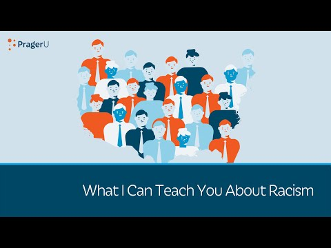 What I Can Teach You About Racism