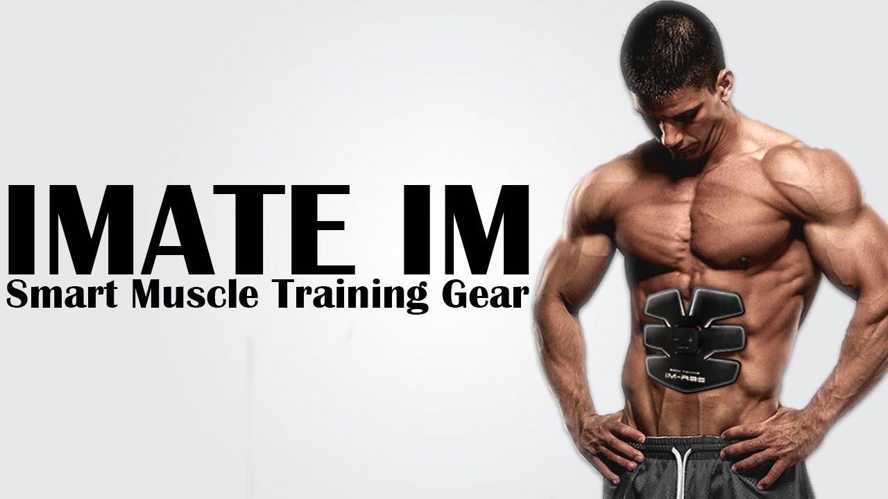 2ab3b7d99cb IMATE IM - Smart Muscle Training Gear - YouTube