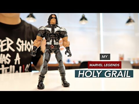 Marvel Legends X-Force Warpath (the one that's hard to get)