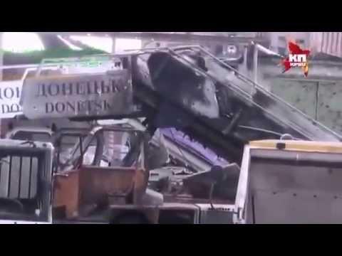Ukraine Elections 2014: President Petro Poroshenko vists eastern frontline as soldiers vot
