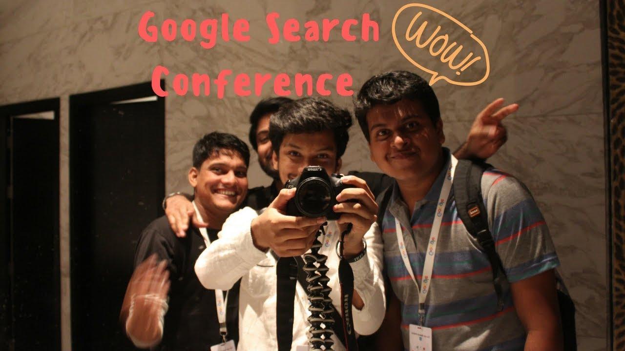 A Day At Google Google Search Conference Kolkata Vlog 11