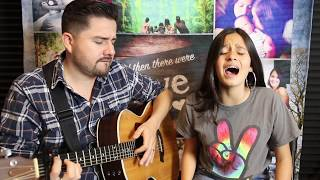 Sea of Love Acoustic Cover by Jorge & Alexa Narvaez