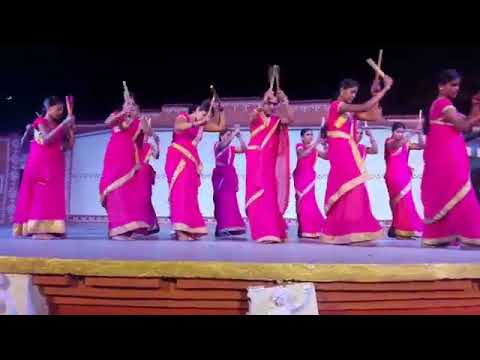 O Nirmala Bathukamma Song Dance Kolatam...