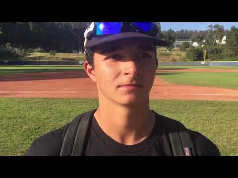Aptos High Sophomore Nathaniel Brouse