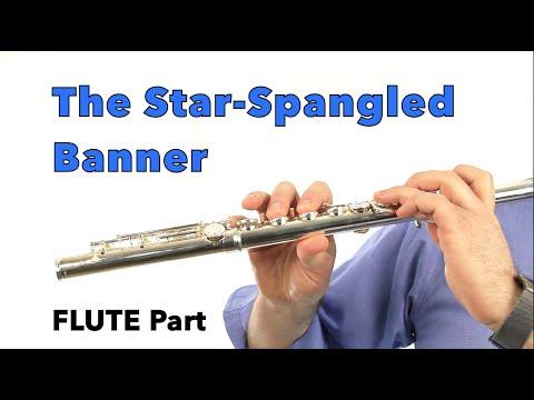 Star-Spangled Banner (arr. Mark Williams) FLUTE