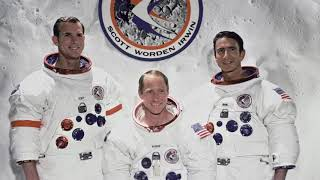 Apollo 15 Astronaut Al Worden Talks Lunar Exploration