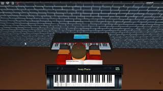 estate-l'estate - il Four Seasons movimento 2 di: Vivladi su un pianoforte ROBLOX.