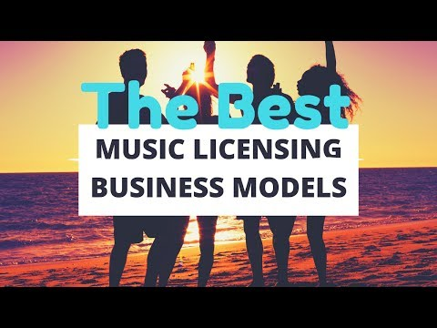 2 Best Music Licensing Business Models (How to license music) Mp3