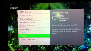 Best Xbox 360 settings for best gaming experience