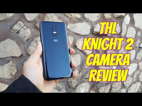 THL Knight 2 Camera Review/Pictures/Video Samples/Front&Back Camera/2018