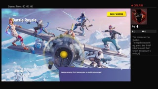 Fortnite ps4 game play #19
