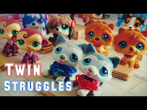 LPS: Twin Struggles -[With Purplemoon!]- Story Time