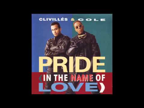 CLIVILLES & COLE - Pride (A Deeper Love) (Underground Club Mix/Let's Go Chanting Mix) 1991