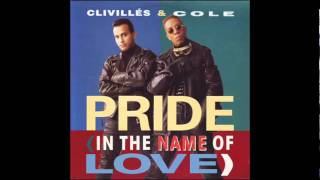 CLIVILLES & COLE - Pride (A Deeper Love) (Underground Club Mix/Let