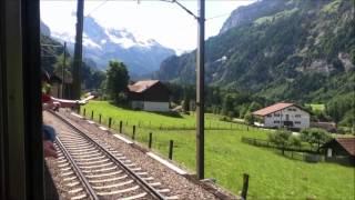 Petit voyage a Frutigen en BLS classic