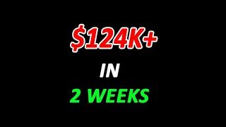 (SHOCKING) $124K In 2 Weeks Trading Forex LIVE - So Darn Easy Forex