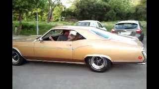 Buick Riviera 1970 Drive by