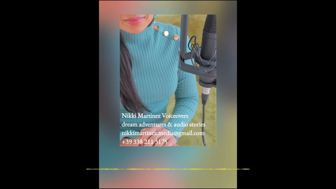 Nikki Martinez Voiceovers