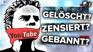 Betreibt YouTube Zensur ? | 451 Grad
