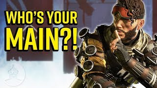 What Your Apex Legends Main Says About You | The Leaderboard