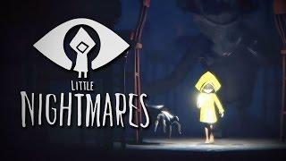 ПРОХОЖДЕНИЕ Little Nightmares (ИГРАЕМ - ОБЩАЕМСЯ)