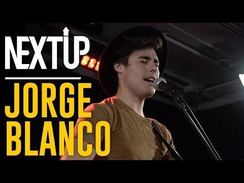 Jorge Blanco Performs on The NextUp Stage (The KIIS FM Studios)