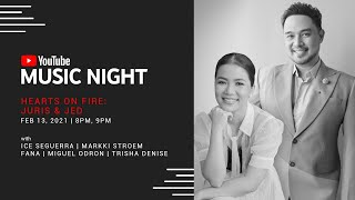 Hearts On Fire: Juris and Jed | YouTube Music Night