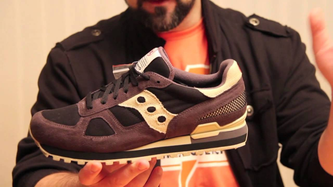 Saucony Cruel World