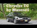 1990 Chrysler TC by Maserati: Regular Car Reviews