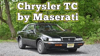 1990 Chrysler TC by Maserati: Regular Car Reviews