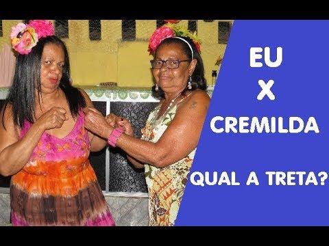 A VERDADE SOBRE EU E CREMILDA NO DESEMPREGAGAS DO PÂNICO NA BAND! - CANAL DA GAGA