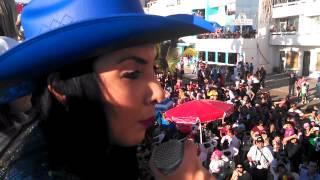 El Debate pone ambiente  en el Carnaval de Mazatlán 2015