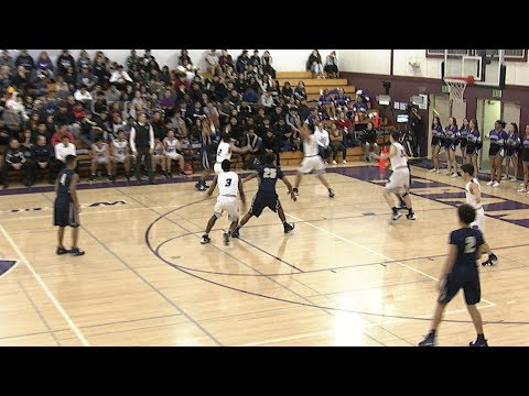 Game of the Week - Elk Grove at Franklin, Boys Basketball 1-11-19